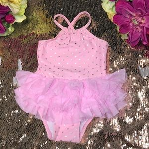 Baby girl bathing suit